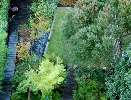 Jardin urbain qui va bien deco 39 cot - Petit jardin urbain nice ...