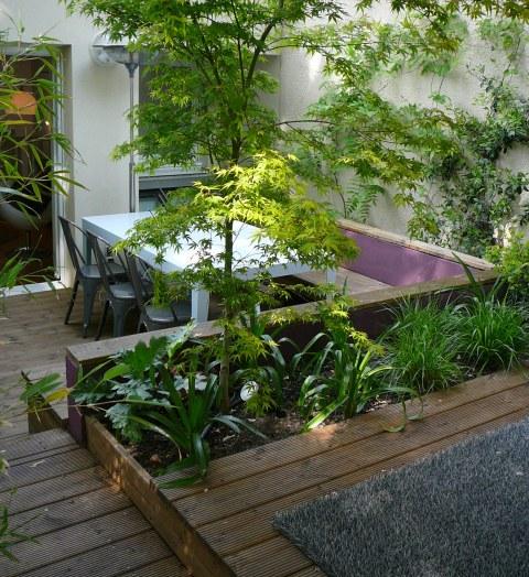 Micro jardin pour maxi effet deco 39 cot for Amenagement jardin 200m2
