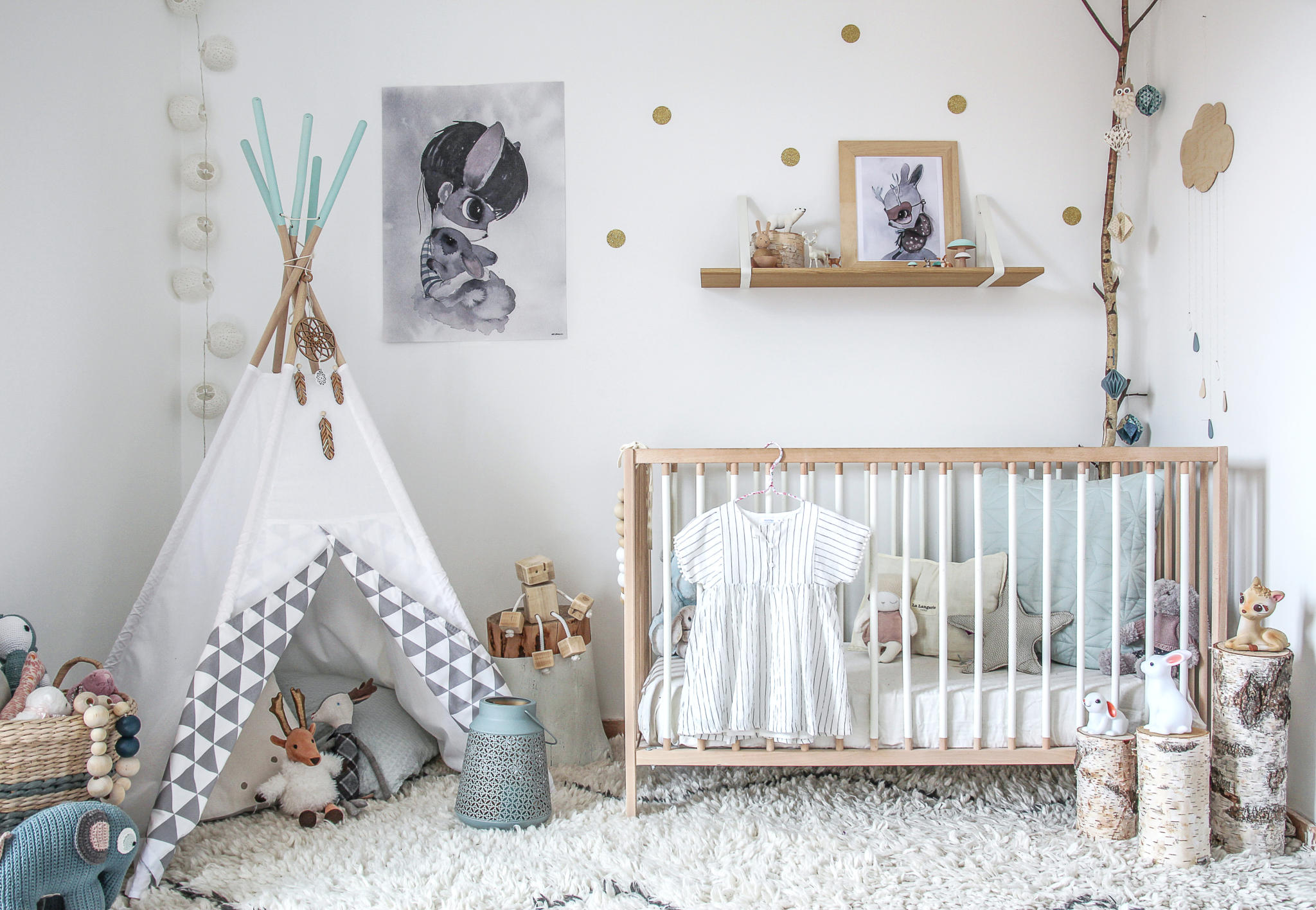 decor room kids chambre