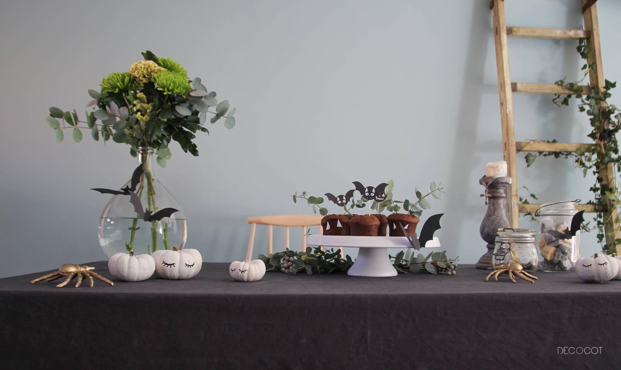 diy et decoration d'halloween